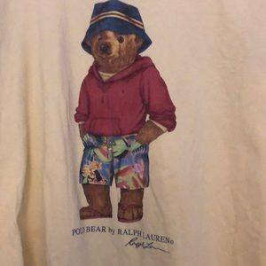 Polo Ralph Lauren Teddy bear T shirt